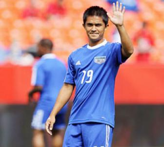 Chhetri unlikely to play India's friendly against Yemen