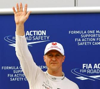 Schumacher may be the greatest, but not most popular