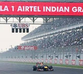 'It's time govt waives import duty on F1 race'