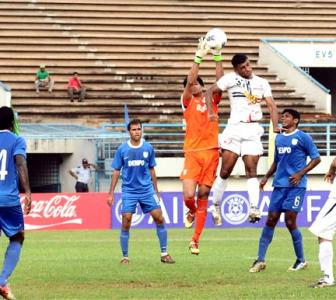 PHOTOS: Arrows hold Dempo, Lajong down Mumbai