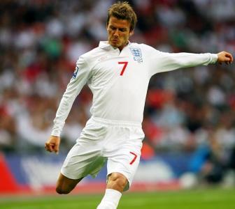 On this day: David Beckham was born