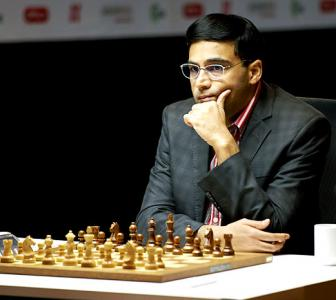Legends of Chess: Anand suffers fifth straight defeat