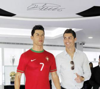 Ronaldo ready for more trophies as he unveils museum in his name