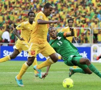 African Nations Cup: Zambia, Nigeria make stuttering starts