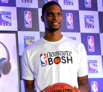 I take pride in doing difficult things: Chris Bosh