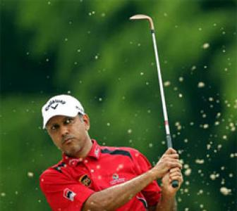 Jeev in tied 3rd in Tshwane Open