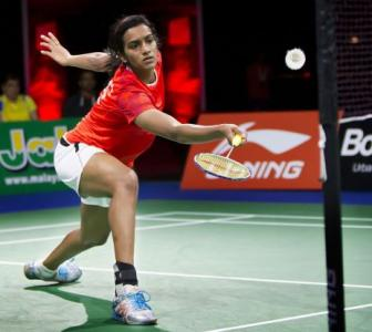 Sindhu named India's flag-bearer for Gold Coast Commonwealth Games