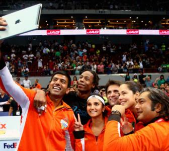 PHOTOS: Indian Aces continue fine run in IPTL