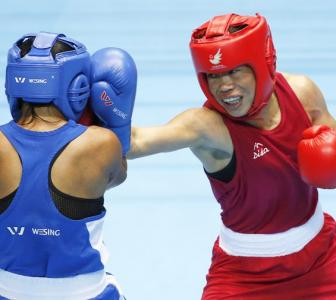 South Asian Games: Mary, Sarita out-punch opponents to claim gold