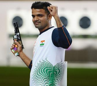Asian Games: Shooters win silver in 25m pistol