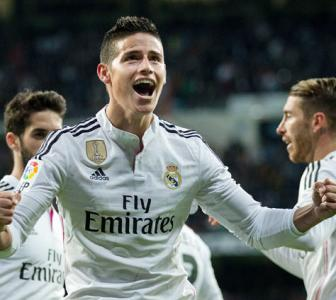 Champions League: Rodriguez key to Real's success vs Atletico