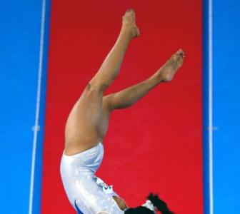 Karmakar wins women's vault bronze at Asian Championships