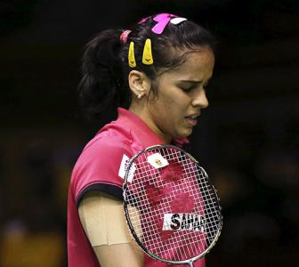 China Open: Saina falls at final hurdle