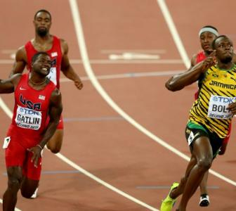'Fans don't need to see Bolt win all the time'