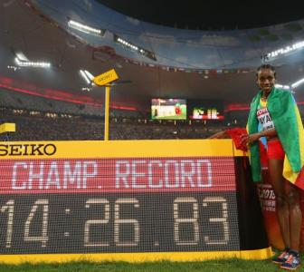 World Athletics: Ayana denies Dibaba with stunning 5,000m gold
