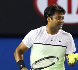 'The desire to win is what keeps Paes going'