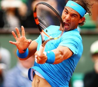 Nadal, 70 and counting at French Open!