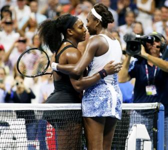 Williams sisters add new chapter to 'greatest story in tennis'