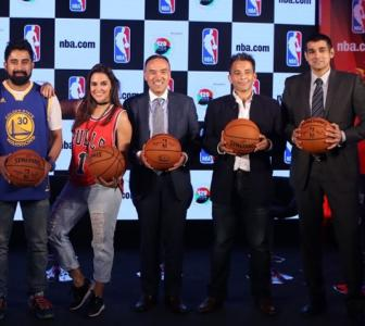 NBA looking to win clicks and eye-balls of cricket-obsessed Indians