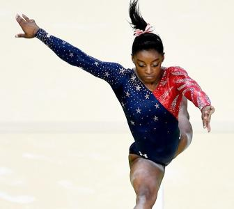 Gymnastics: Simone Biles leads way for sensational Americans