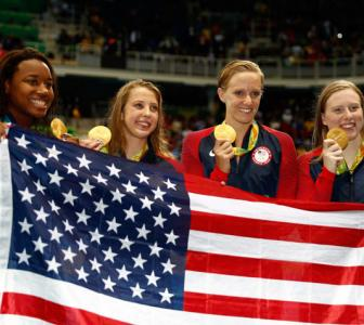 United States wins 1,000th Olympic gold medal