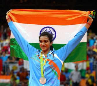 On cloud 9, says Sindhu, after silver medal victory