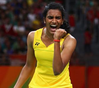 Sindhu among Forbes' highest-paid female athletes