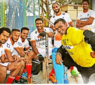 Champions Trophy will be our mental test, says Sreejesh