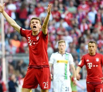 Bayern made to wait for title after Gladbach draw