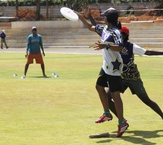 India's first women's Frisbee team dares to dream