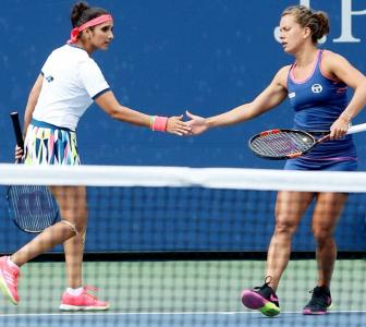 Sania-Strycova make winning start in Pan Pacific Open
