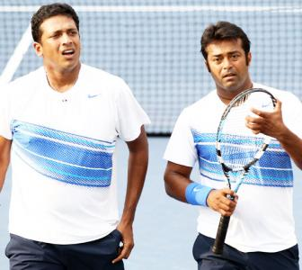 Sports minister offers to broker peace in Paes-Bhupathi battle
