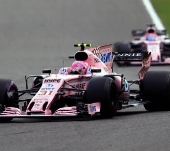 Colliding team mates: Force India's big headache this season!