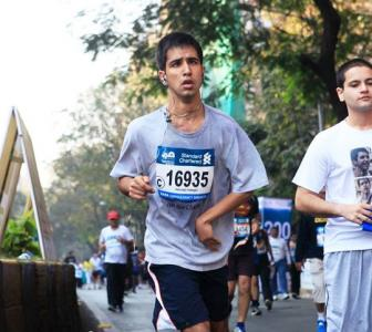 Inspiring! This Marathoner wants you to break free