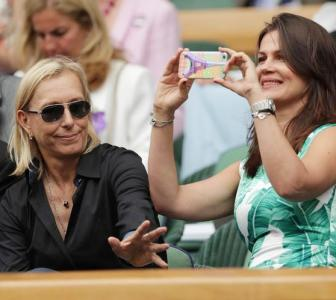Navratilova blasts 'racist, homophobe' Court in open letter