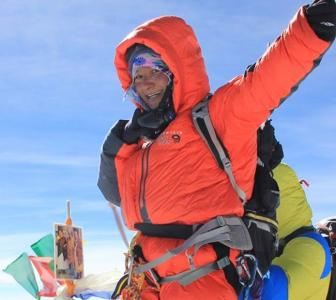 This mother of teenagers conquered Everest 5 times