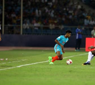Why India U-17 coach is 'not happy' with his team's showing