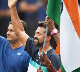 Leander's record will stay till eternity feels Indian tennis fraternity