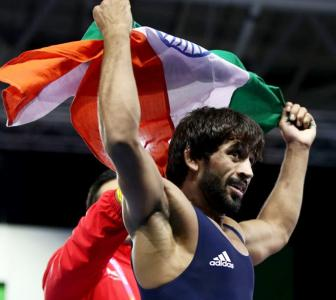 Sports Shorts: Bajrang, Pinki win gold; Sakshi disappoints