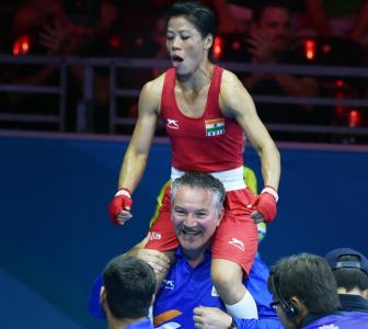 The secret of boxing icon Mary Kom's success...