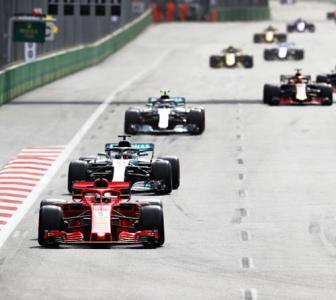 Coronavirus forces postponement of Azerbaijan F1 race