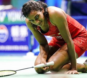 Shocking! Sindhu knocked out of All England Championship