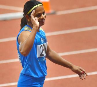 Dutee hopes to reach finals in World C'ships