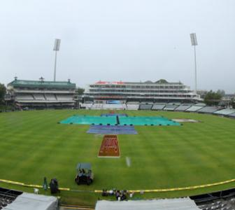 Duleep Trophy opener ends in draw after washoutp