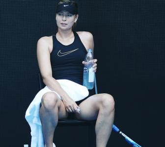 Will injured Sharapova miss Australian Open?