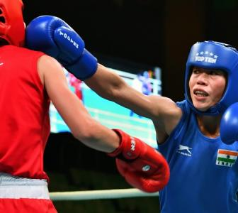 Boxing Worlds: Mary Kom in quarters, Boora out