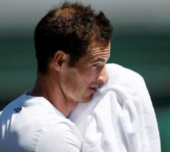 Murray withdraws from Wimbledon with heavy heart