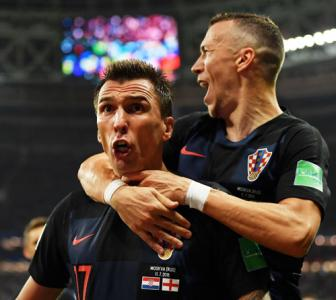 PHOTOS: Mandzukic sends Croatia to maiden World Cup final