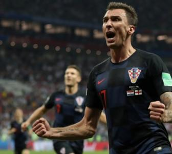 Croatia were lions, says scorer Mandzukic