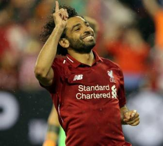 Salah's scoring return pleases Klopp